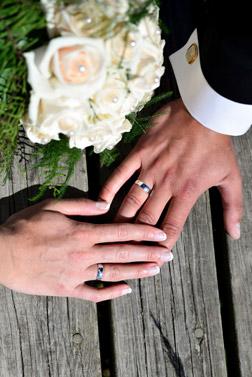 Heiraten leuchtturm roter sand