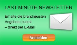 Ferienhaus lastminute email service