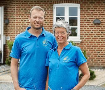 Janni og Anders Thygesen